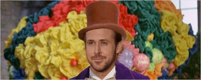 Yeni Willy Wonka'mız Ryan Gosling mi Olacak?