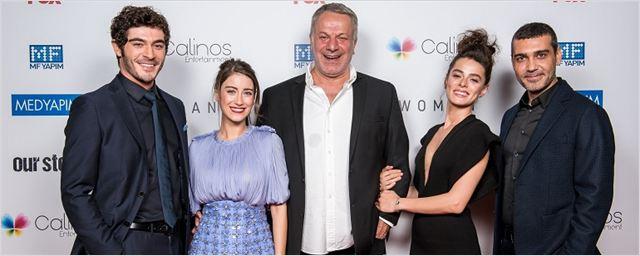 Türk Dizileri Cannes'da Görücüye Çıktı