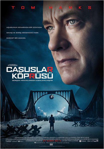 Casuslar Köprüsü - Bridge of Spies 2015 Türkçe Altyazı BRRip 720p 1080p Download Yükle İndir